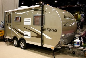 Ultra lite trailers